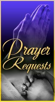 Submit your prayer request here.